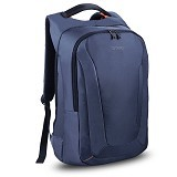 DTBG Laptop Bag With USB Port 15.6 Inch [D8205W] - Navy Blue (Merchant) - Notebook Backpack