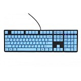 DUCKY One Fullsize No LED Cherry Mx Blue Switch [DKON1508F-CUSPHBAB1] - Black (Merchant) - Gaming Keyboard