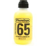 DUNLOP 6554 Fretboard 65 Ultimate Lemon Oil - Pembersih Gitar