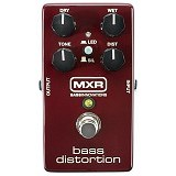 DUNLOP Bass Effect MXR Bass Distortion [M-85] - Bass Stompbox Effect