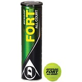 DUNLOP Fort All Court 4 - Bola Tenis