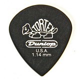 DUNLOP Pick Gitar Tortex Pitch Black Jazz III 1.14 mm - Gitar Pick