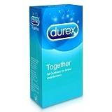 DUREX Together 12 pcs - KB dan Alat Kontrasepsi