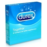 DUREX Together 3 pcs - Kb dan Alat Kontrasepsi