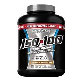DYMATIZE NUTRITION Iso 100 5 Lbs - Suplement Peningkat Metabolisme Tubuh
