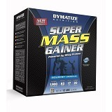 DYMATIZE NUTRITION Super Mass Whey Protein - 12lbs - Vanilla - Suplement Peningkat Metabolisme Tubuh