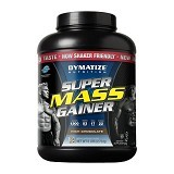 DYMATIZE NUTRITION Super Mass Whey Protein 6lb - Chocolate - Suplement Peningkat Metabolisme Tubuh