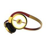 E-BLUE Avengers Series Bluetooth Headset Stereo Iron Man - Headset Bluetooth