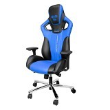 E-BLUE Cobra Gaming Chair - Blue (Merchant) - Kursi Kantor