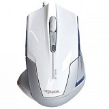 E-BLUE Optical Gaming Mouse Mazer Type R - White (Merchant) - Gaming Mouse