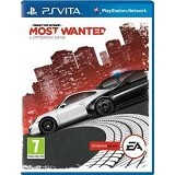 EA GAMES DVD PS Vita Need For Speed Most Wanted (Merchant) - Cd / Dvd Game Console