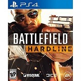 EA GAMES DVD PS4 Battlefield Hardline (Merchant) - Cd / Dvd Game Console