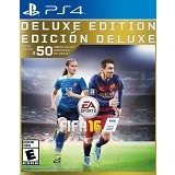 EA SPORT FIFA 16 Deluxe Edition PlayStation 4 - Cd / Dvd Game Console