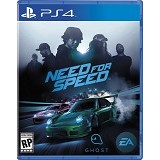EA GAMES Need For Speed PlayStation 4 - CD / DVD Game Console