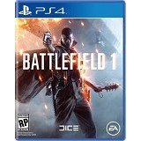 EA GAMES PS4 Game Battlefield 1 for PS4 - Cd / Dvd Game Console