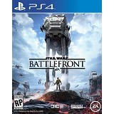 EA GAMES Star Wars Battlefront PlayStation 4 - Cd / Dvd Game Console
