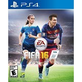 EA SPORT DVD PS4 FIFA 2016 (Merchant) - Cd / Dvd Game Console