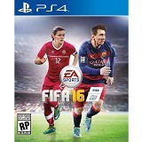 EA SPORT DVD PlayStation 4 FIFA 2016 R3 (Merchant) - Cd / Dvd Game Console