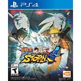 EA SPORT DVD PlayStation 4 Naruto Ultimate Ninja Storm 4 (Merchant) - Cd / Dvd Game Console