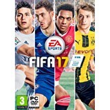 EA SPORT PC FIFA 17 Reg 2 (Merchant) - Cd / Dvd Game Console