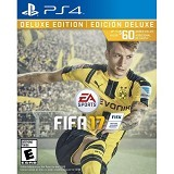 EA SPORT PS4 FIFA 17 Deluxe Edition Reg 3 (Merchant) - Cd / Dvd Game Console