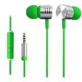EARFUN Earphone Fashionable Colorful [EF-E4] - Green - Earphone Ear Monitor / Iem