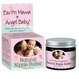 EARTH MAMA ANGEL Baby Natural Nipple Butter 60ml [OAB02] - Breast Care