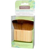 ECOTOOLS Face and Body Sculpting Brush - Kuas Make-Up