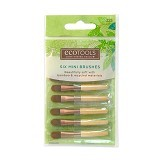ECOTOOLS Mini Brushes 6pcs - Kuas Make-Up