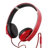 EDIFIER Headphone [P750] - Red - Headphone Portable