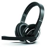EDIFIER Headphone With Mic [K820] - Black (Merchant) - Headphone Full Size