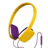 EDIFIER Headphone with Microphone [K680] - Yellow (Merchant) - Headphone Portable