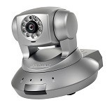 EDIMAX Triple Mode Pan/Tilt IP Camera With Night Vision [IC-7010] (Merchant) - Ip Camera