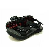 EIGER Sandal Gunung Size 42 - Black (Merchant) - Sandal Outdoor Pria