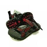 EIGER Sandal Gunung Size 43 - Maroon (Merchant) - Sandal Outdoor Pria