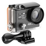 EKEN H8 Pro 4K Action Camera - Black (Merchant) - Camcorder / Handycam Flash Memory