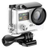 EKEN H8 Pro 4K Action Camera - Silver (Merchant) - Camcorder / Handycam Flash Memory