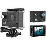 EKEN Sport Camera Action 4K - Hitam (Merchant) - Camcorder / Handycam Flash Memory