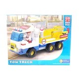 EMCO Brix Tow Truck [8661] (Merchant) - Building Set Occupation