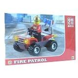 EMCO Fire Patrol - Building Set Occupation