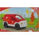EMCO Lego Blox Fire Cars [8713] (Merchant) - Building Set Occupation