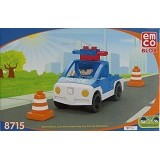EMCO Lego Blox Police Cars [8715] (Merchant) - Building Set Occupation