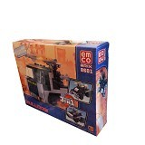 EMCO Lego Brix 3 in 1 Bulldog (Merchant) - Building Set Occupation