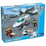 EMCO Lego Brix Aerial Pursuit [8823] (Merchant) - Building Set Transportation