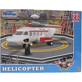 EMCO Lego Brix Air Ways Helicopter (Merchant) - Building Set Occupation