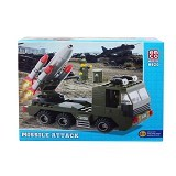 EMCO Lego Brix Missile Attack [8820] (Merchant) - Building Set Occupation