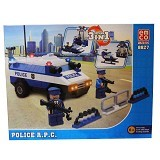 EMCO Lego Brix Option 3 in 1 8827 Police A.P.C (Merchant) - Building Set Occupation