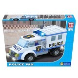 EMCO Lego Brix Police Van [8671] (Merchant) - Building Set Occupation