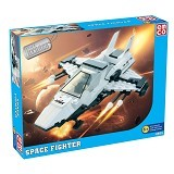 EMCO Lego Brix Space Fighter (Merchant) - Building Set Occupation