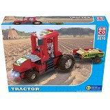 EMCO Lego Brix Tractor [8670] (Merchant) - Building Set Occupation